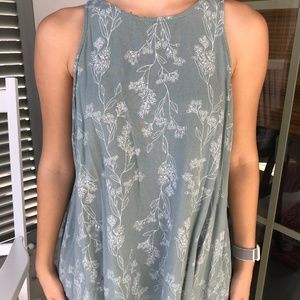 Old Navy Floral Tank